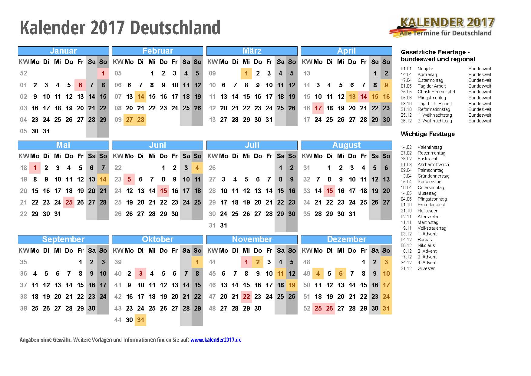 excel calendar template excel calendar 2017 2018 or any year