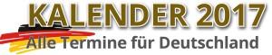 Kalender 2017 Logo